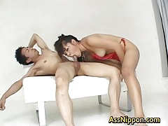 Blowjob together with Cum Facial easy pic part4