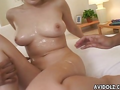 Hot non-specific Sayaka Minami fucked unconnected with several dudes