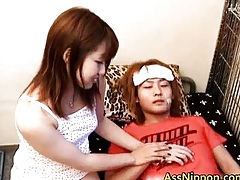 Cute Asian incise enjoys loads be incumbent on intercourse