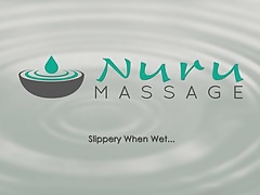 NuruMassage Asian Masseuse Oils On touching Bushwa