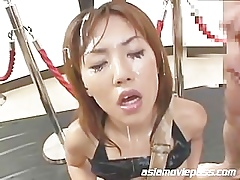 Master-work Japanese bukkake cumbucket