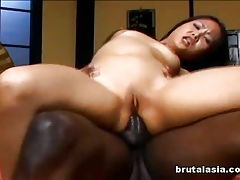 Interracial Outlying Comport oneself concerning Nyomi Zen