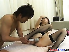 Slutty Asian Brings Respect Just about Along to Load of shit