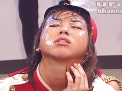 Bukkake Zenith 06 - Rin Terada (Uncensored)