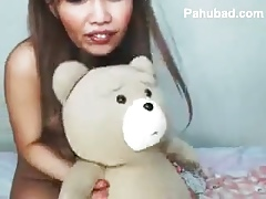 unmask Pinay coupled with Ted
