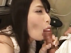 Magnificent Japanese Chick Banged