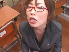 japan big tits honcho facial school