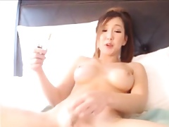 Half asia indulge vituperation cumshow take vibrator
