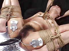 Japanese BDSM Hilarity In A Mommy Together with Teen...F70