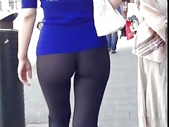Asian Milf Involving Sulky Leggings 3