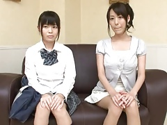 Suborn Massage Daughter and Mom-3